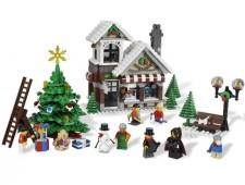 Рождественский магазин игрушек - 10199