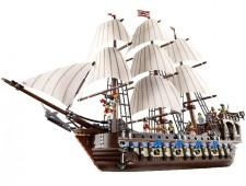 Огромный трехмачтовый имперский флагман - 10210