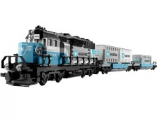 Товарный поезд Майорск - 10219