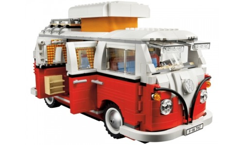 Volkswagen T1 Camper Van 10220 Лего Эксклюзив (Lego Exclusive)