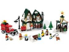 Зимняя деревенская почта - 10222