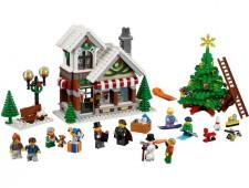Зимний магазин игрушек - 10249