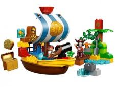 Пиратский корабль Джейка - 10514