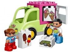 Фургон с мороженым - 10586