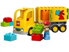 Жёлтый грузовик - 10601