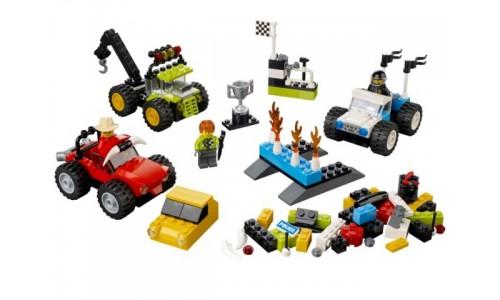 Грузовики-монстры 10655 Лего 4+ (Lego 4+)