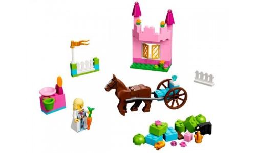 Замок принцессы 10656 Лего 4+ (Lego 4+)