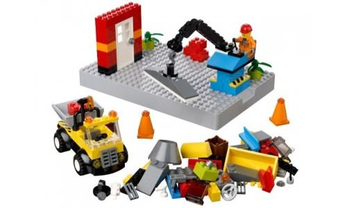 Моя первая стройка 10657 Лего 4+ (Lego 4+)