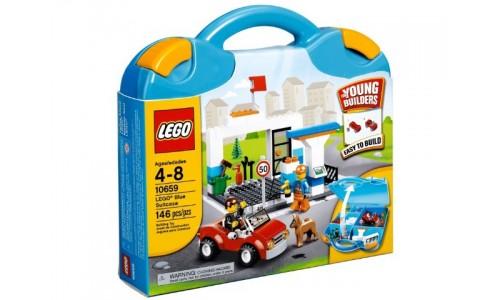 Чемоданчик LEGO для мальчиков 10659 Лего 4+ (Lego 4+)