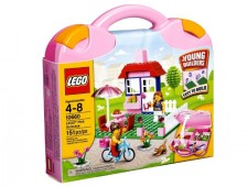 Чемоданчик LEGO для девочек - 10660
