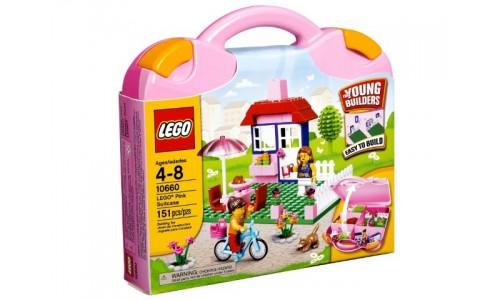 Чемоданчик LEGO для девочек 10660 Лего 4+ (Lego 4+)
