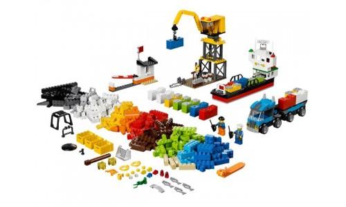 Коробка для творчества 10663 Лего 4+ (Lego 4+)