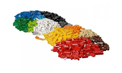 Создаём башню 10664 Лего 4+ (Lego 4+)
