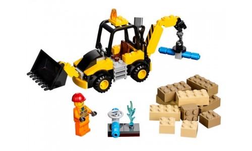 Диггер 10666 Лего Джуниорс (Lego Juniors)