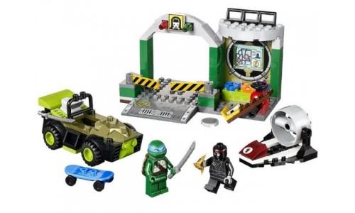 Логово Черепашек 10669 Лего Джуниорс (Lego Juniors)