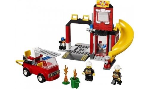 Пожарная станция 10671 Лего Джуниорс (Lego Juniors)