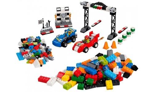 Раллийные гонки 10673 Лего Джуниорс (Lego Juniors)