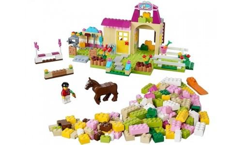 Ферма для пони 10674 Лего Джуниорс (Lego Juniors)