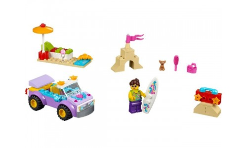 Поездка на пляж 10677 Лего Джуниорс (Lego Juniors)