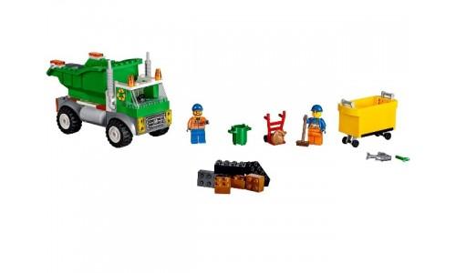Мусоровоз 10680 Лего Джуниорс (Lego Juniors)