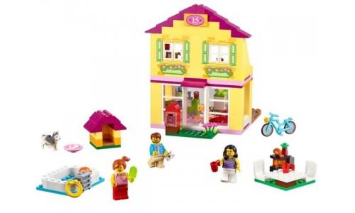 Семейный домик 10686 Лего Джуниорс (Lego Juniors)
