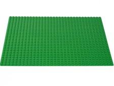 Строительная пластина зелёного цвета - 10700