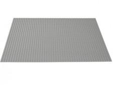 Строительная пластина серого цвета - 10701