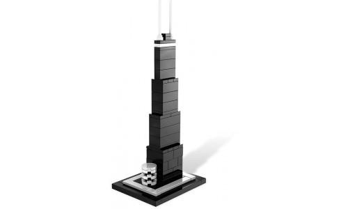 Центр Джона Хэнкока 21001 Лего Архитектура (Lego Architecture)