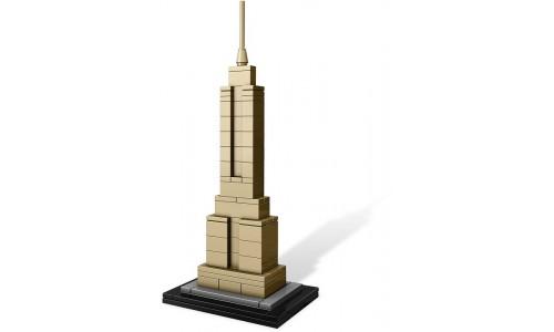 Эмпайр Стейт Билдинг 21002 Лего Архитектура (Lego Architecture)