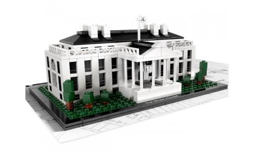 Белый дом 21006 Лего Архитектура (Lego Architecture)