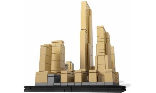 Рокфеллер центр 21007 Лего Архитектура (Lego Architecture)