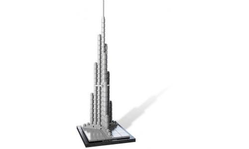Бурдж Халифа 21008 Лего Архитектура (Lego Architecture)