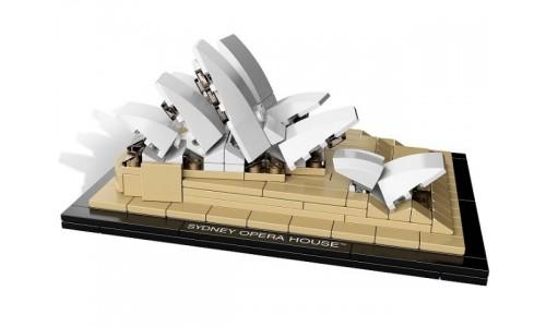 Сиднейский оперный театр 21012 Лего Архитектура (Lego Architecture)