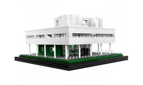 Вилла Савой 21014 Лего Архитектура (Lego Architecture)