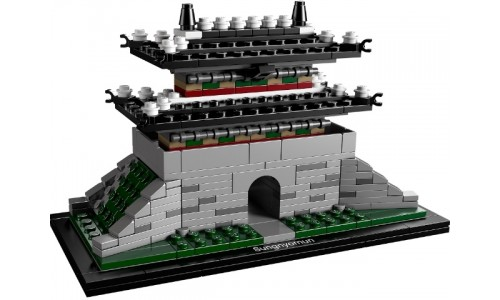 Суннемун 21016 Лего Архитектура (Lego Architecture)