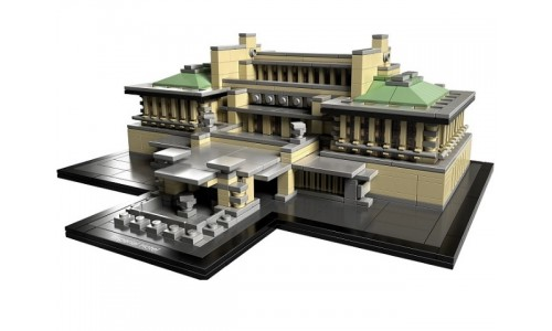Отель Империал 21017 Лего Архитектура (Lego Architecture)