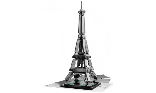 Эйфелева башня 21019 Лего Архитектура (Lego Architecture)