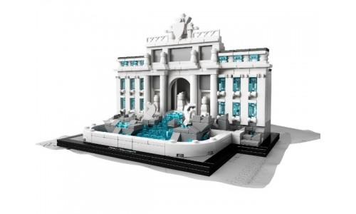 Фонтан Треви 21020 Лего Архитектура (Lego Architecture)