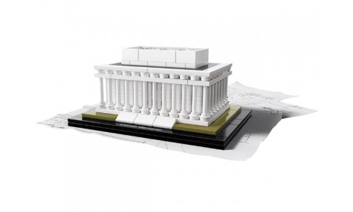 Мемориал Линкольна 21022 Лего Архитектура (Lego Architecture)