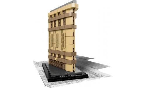 Флэтайрон-билдинг 21023 Лего Архитектура (Lego Architecture)