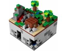 Майнкрафт микро мир: Лес - 21102
