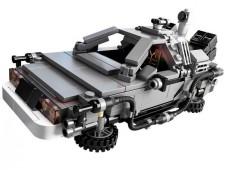 Назад в будущее: DeLorean машина времени - 21103