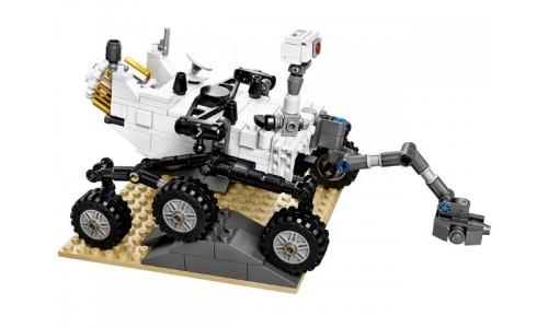 Марсоход MSL Curiosity 21104 LEGO Ideas (CUUSOO)