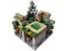 Майнкрафт микро мир: Деревня - 21105