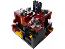 Майнкрафт микро мир: Нижний мир - 21106