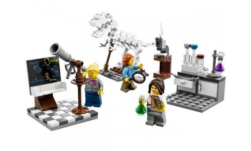 Научно-исследовательский институт 21110 LEGO Ideas (CUUSOO)