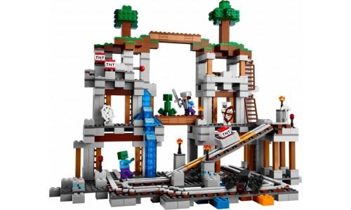 Шахта 21118 Лего Майнкрафт (Lego Minecraft)