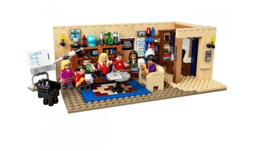 Теория большого взрыва 21302 LEGO Ideas (CUUSOO)