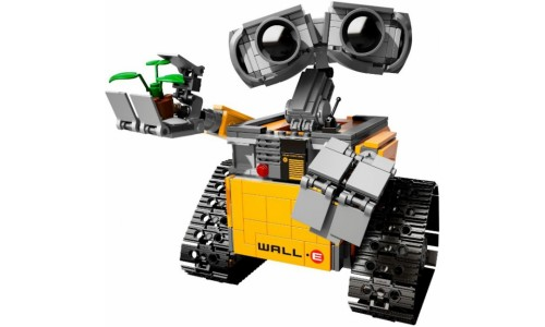 ВАЛЛ-И 21303 LEGO Ideas (CUUSOO)