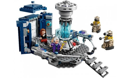 Доктор Кто 21304 LEGO Ideas (CUUSOO)